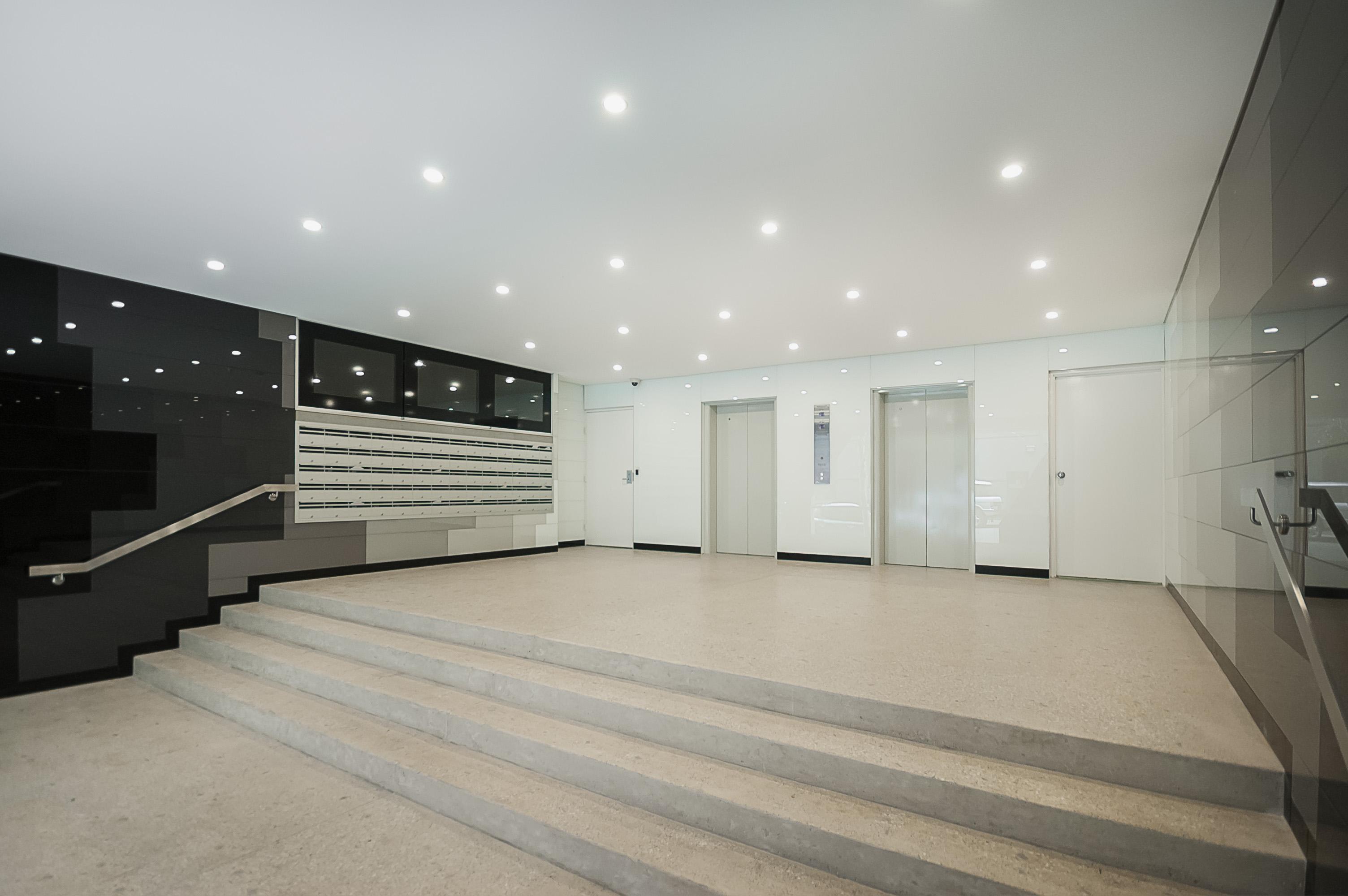 Fotoulla lazaridis architect surry hills commercial office refurbishment - Commercial office refurbishment ...