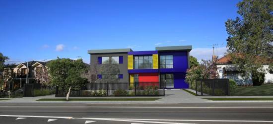 Child care centre design
